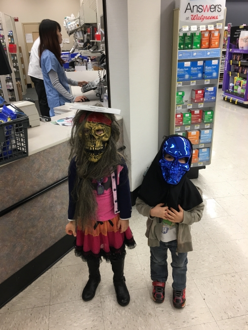 Fun at the Drug Store