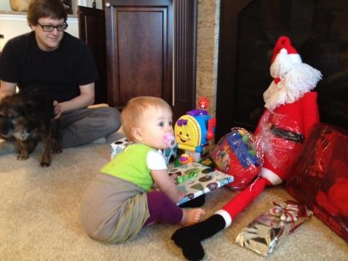 Santa's goodies