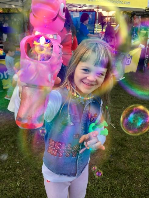 Bubble Queen