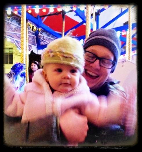 Holiday Carousel