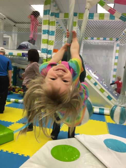 Hanging round