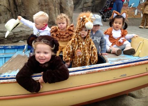 Wild Zoo Crew