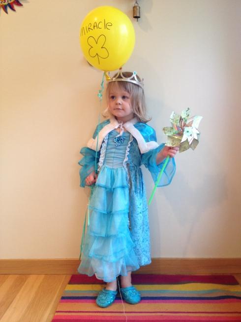 Princess and prizes