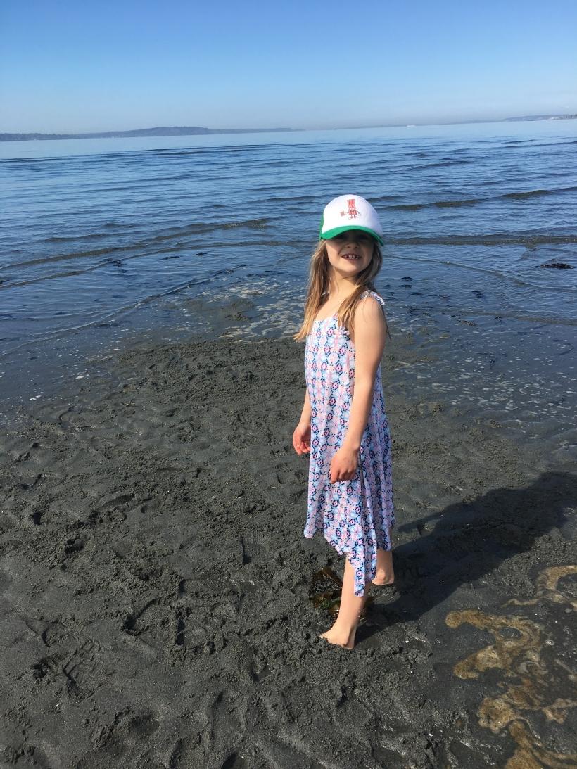 Spring Low Tides 2019