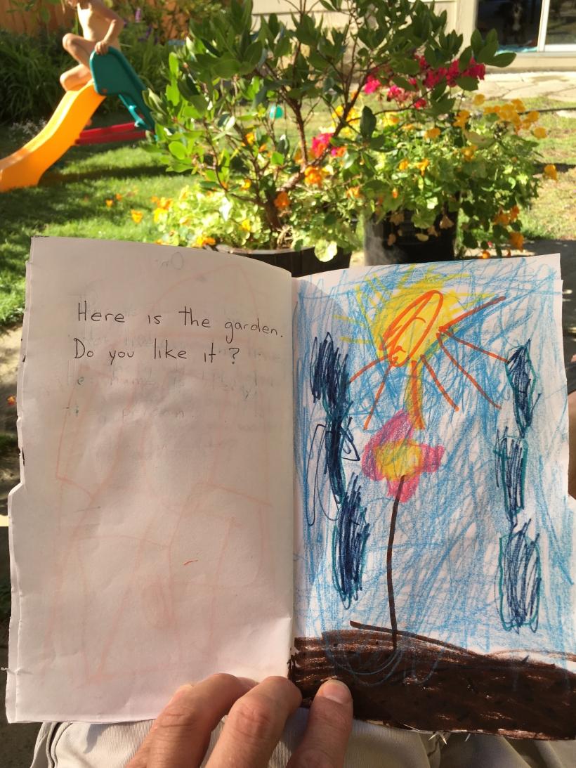 Eloise Writes a Book