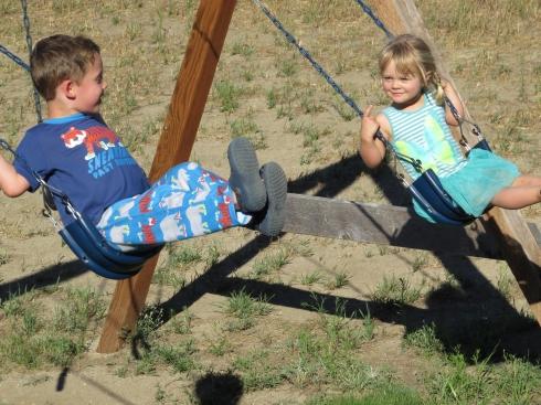 Fun Swing!