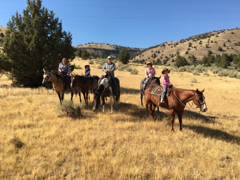 Family Ranch Ride