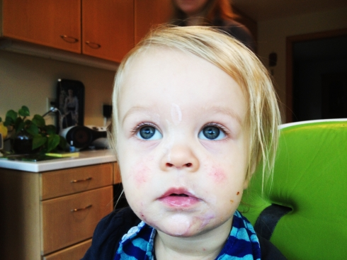 Yogurt Face
