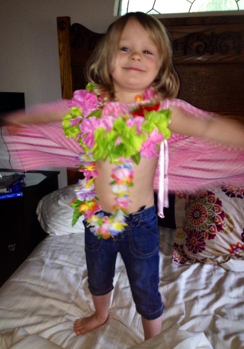 Super flower sparkle princess