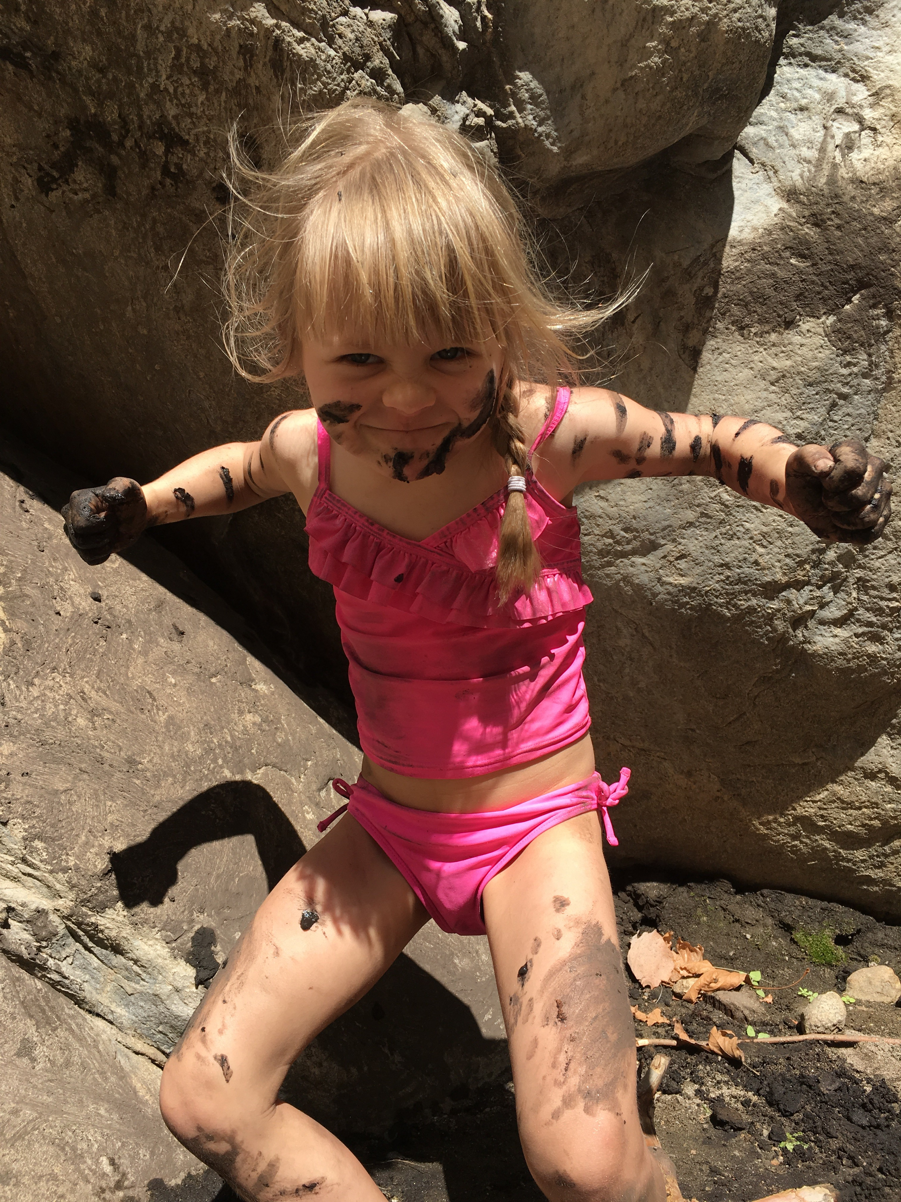 Mud Bath | Eloise Please - 100% Pure Baby Pictures of Eloise Jolene ...